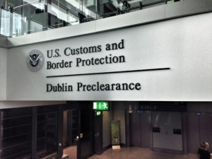 Here Are All of the Cities with US Customs Preclearance