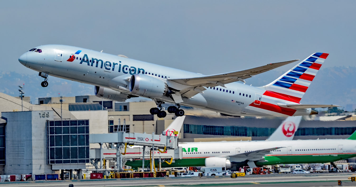 Fly These Widebody AA Jets Domestically Until The End of June