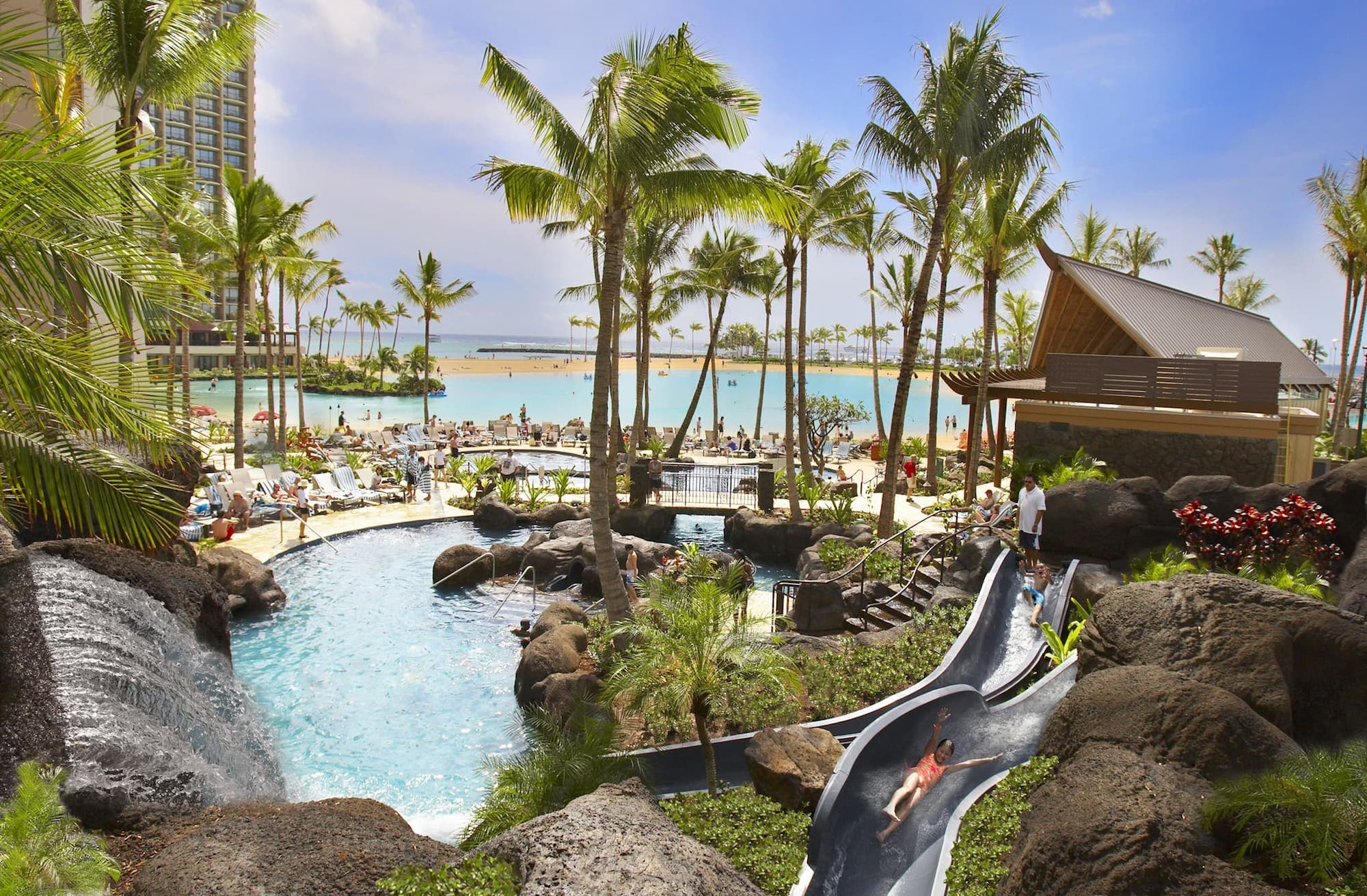 HOT DEAL: 50% Off Hilton Hawaiian Village Waikiki Suites