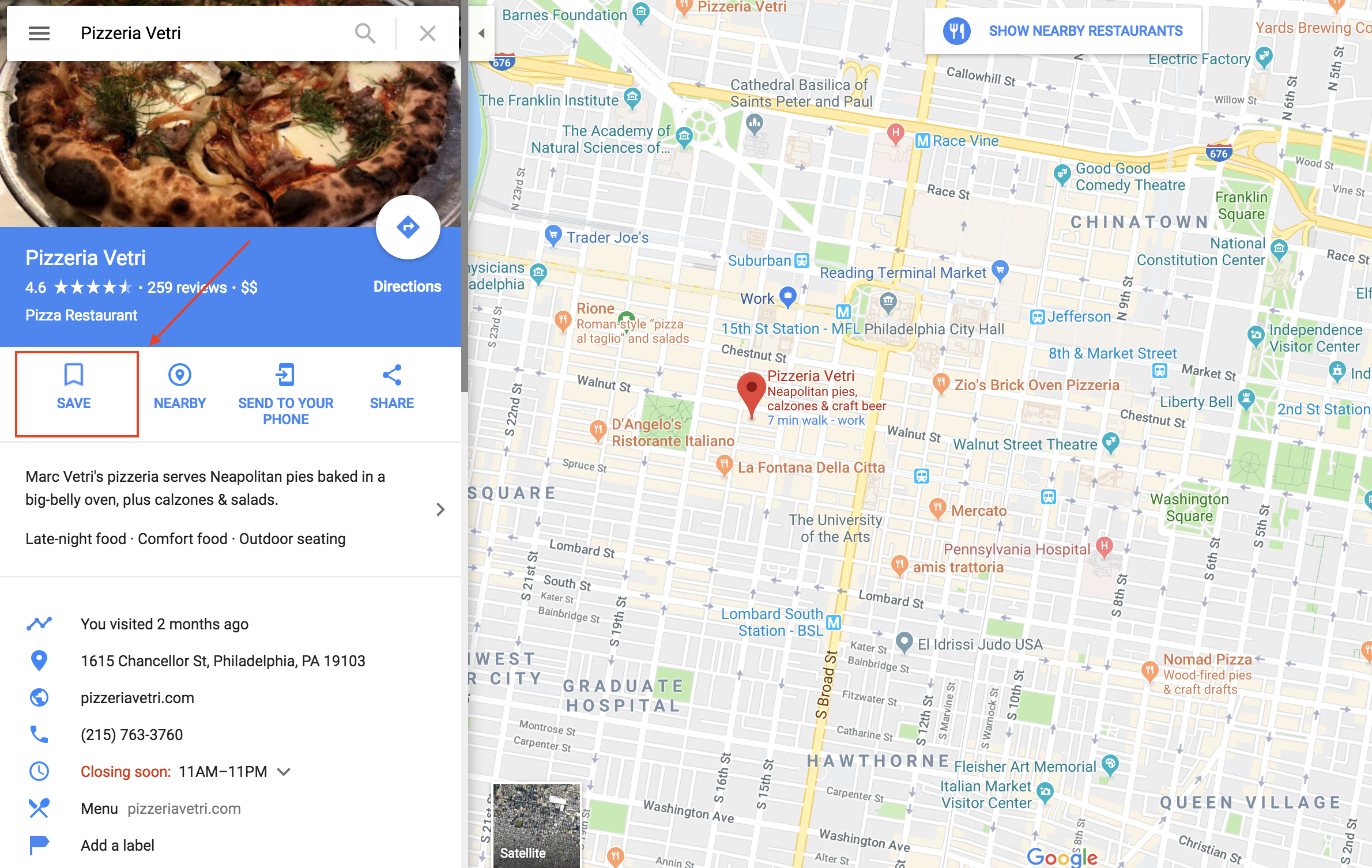 Save Pins of Your Favorite Places in Google Maps - And Be ... Good Google Maps on googie maps, iphone maps, search maps, gppgle maps, goolge maps, online maps, android maps, amazon fire phone maps, aerial maps, waze maps, googlr maps, bing maps, microsoft maps, msn maps, gogole maps, stanford university maps, topographic maps, road map usa states maps, ipad maps, aeronautical maps,